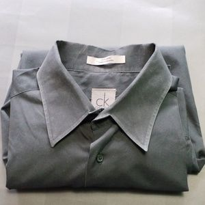 CALVIN KLEIN DRESS SHIRTS